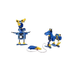 Конструктор lego-make&create: Сумашедшие движения