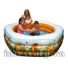 Надувной бассейн в стиле Disney Deluxe Король Лев