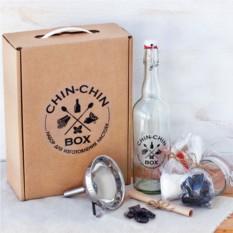 Набор для приготовления сливовой настойки Chin-Chin Box