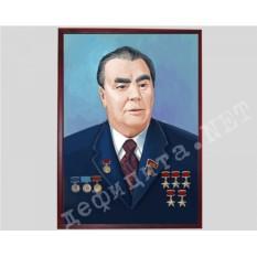 Плакат в рамке под стеклом «Герой Советского Союза»