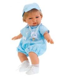 Кукла Мигель в голубом