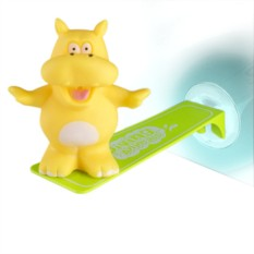 Игрушка для купания Прыгун с брызгалкой