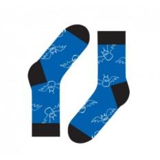 Носки Bat armada, синие