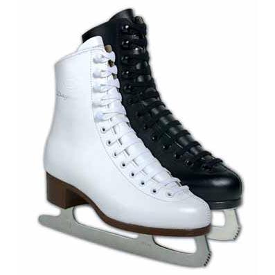 Фигурные коньки DAGMAR WHITE