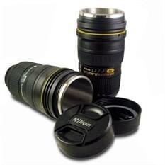 Кружка Объектив Nikon с адапрером