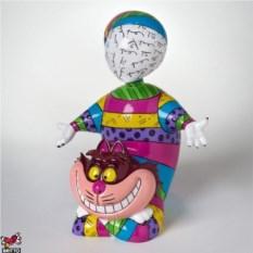 Декоративная статуэтка Britto Disney Cheshire cat