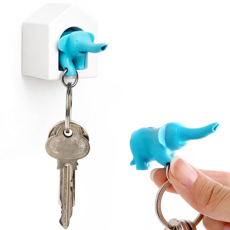 Держатель и брелок для ключей Elephant
