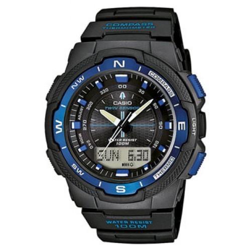 Мужские наручные часы Casio Sports Gear SGW-500H-2B