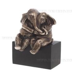 Декоративная фигурка Слоны