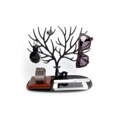 Декоративный малый органайзер для украшений Deer ()черный