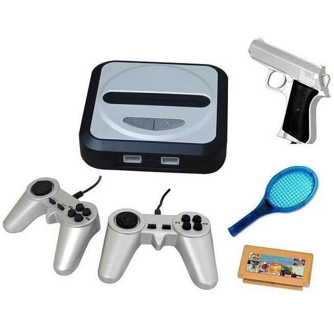 Подарки для близких:Подарки для детей:Развивающие игрушки:Игровая приставка для телевизора (PS1-F01)