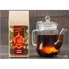 Чёрный чай Настой мужества