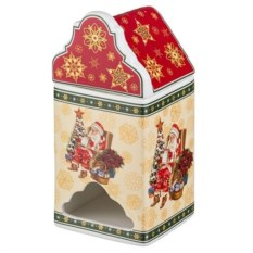 Банка для чайных пакетиков Christmas Дед Мороз