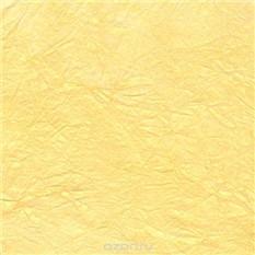 Рисовая бумага для декупажа, фоновая, цвет: золотой
