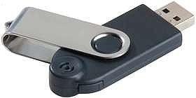 USB-флешка с раcпознаванием голоса, 4 Гб, черная