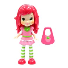 Кукла Strawberry Shortcake Шарлотта Земляничка, 8 см