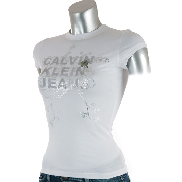 Футболки - Calvin Klein - Calvin Klein Jeans Футболка Женская