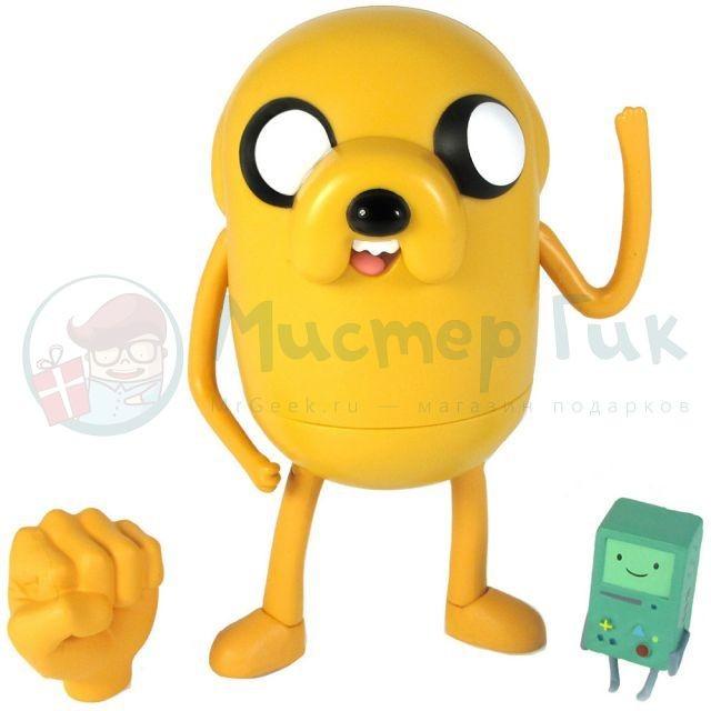 Игрушка Jake Adventure time