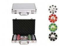 Набор для покера на 200 фишек Клубный