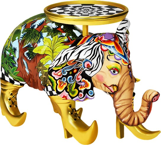 Столик десертный «Чудо-слоник»
