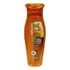 Шампунь для волос Мягкое увлажнение Dabur Vatika Argan