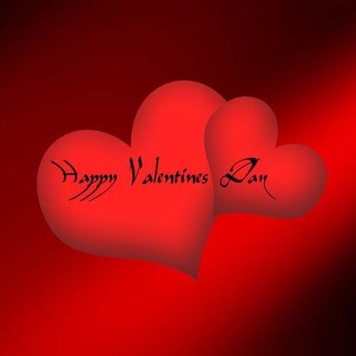 Магнит Happy Valentins day
