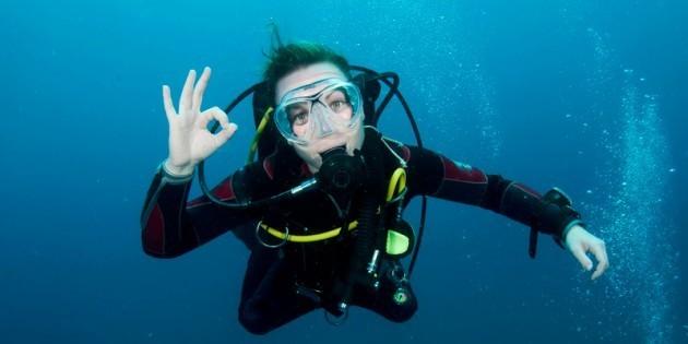 Сертификат Обучение дайвингу по системе Open Water Diver