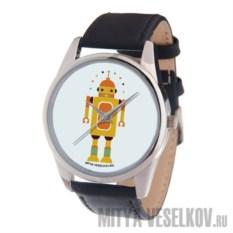 Часы Mitya Veselkov Влюбленный робот