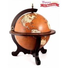 Настольный глобус-бар Крепыш
