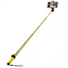 Селфи-монопод + штатив MOMAX Selfie Hero Pod 100cm KMS7 Gold