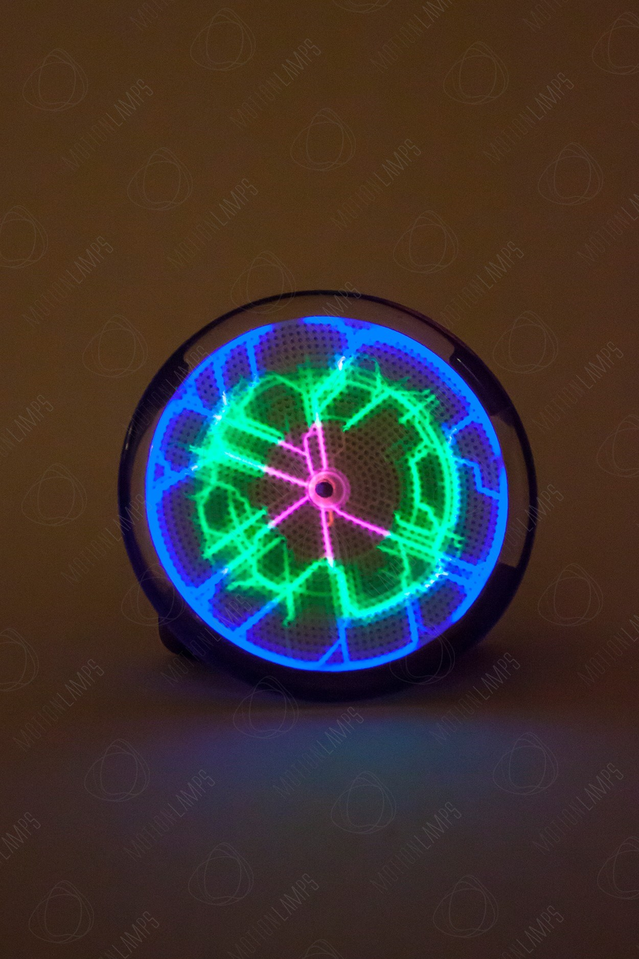 Электрический плазменный диск Rainbow (Pocket) D, 7см.