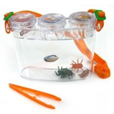 Подарочный набор с увеличителем для насекомых