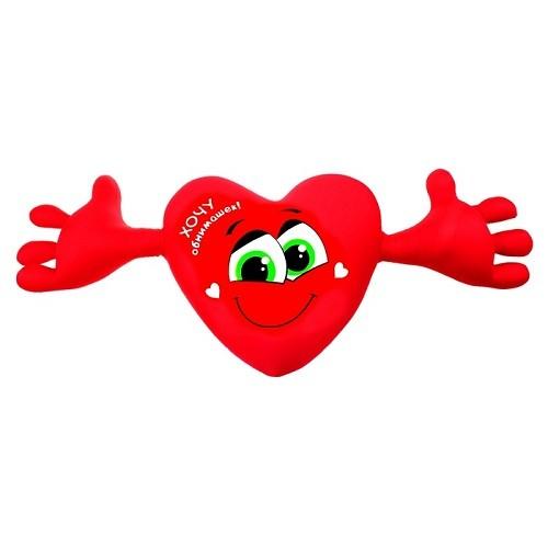 Подушка-релаксатор Сердечные обнимашки