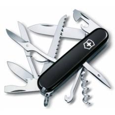 Черный офицерский нож Huntsman