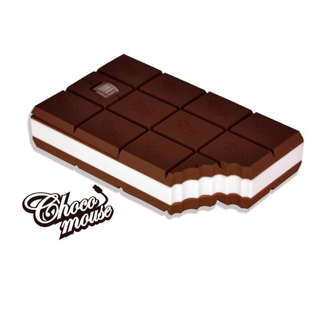 Проводная мышка Шоколад