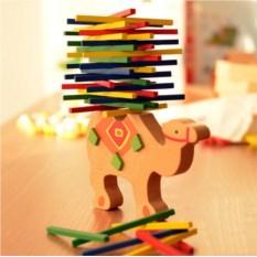 Настольная игра Дженга на верблюде