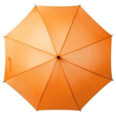Оранжевый зонт-трость Unit Standard