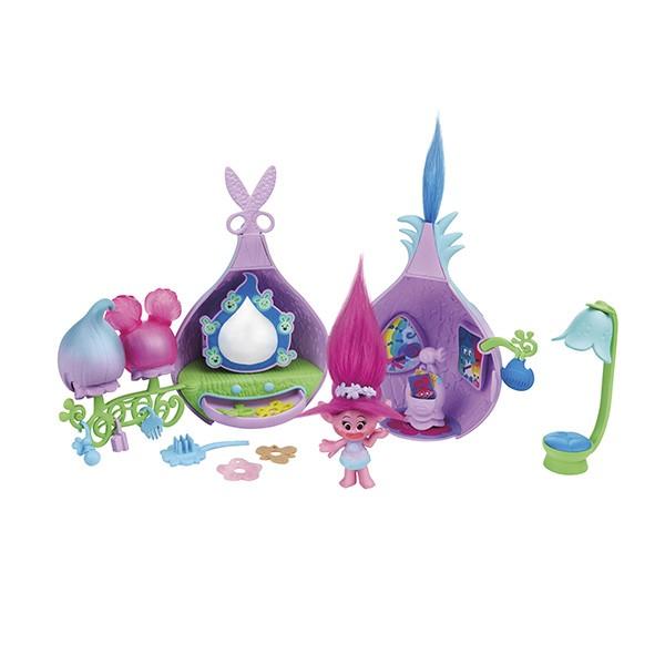 Игровой набор Hasbro Trolls Салон красоты Троллей