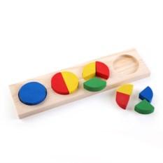 Рамка-вкладыш «Геометрия, круг»
