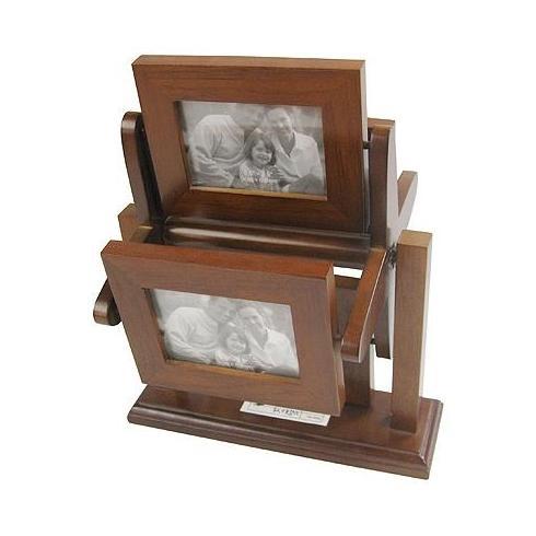 Фотоальбом деревянный