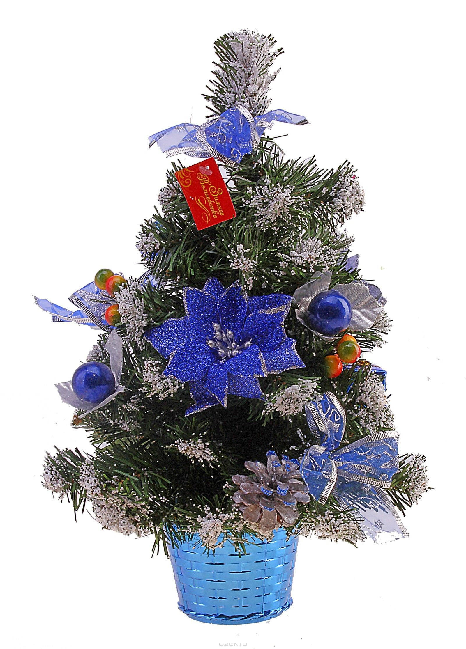 Декоративное украшение Новогодняя елочка