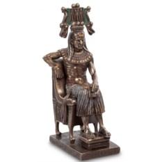 Статуэтка Фараон на троне