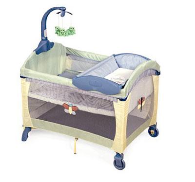 Манеж-кроватка «3 в 1»
