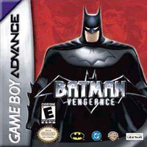 Игра для Game Boy Advance: Бэтмен: Возмездие