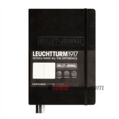 Записная книжка Leuchtturm 1917 Medium Bullet Journal Black