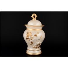Большая ваза с крышкой Via Veneto