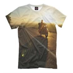 Мужская футболка Way