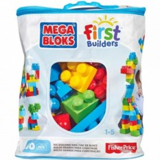 Конструктор Mega Bloks (60 деталей)