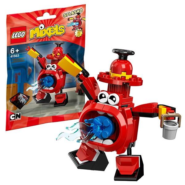 Конструктор Lego Mixels Сплэшо