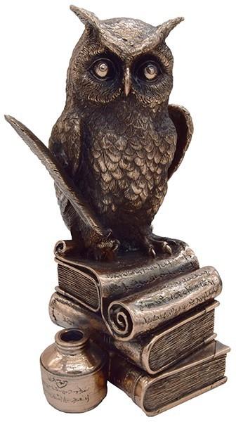 Статуэтка Ученая сова